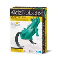 4m crazy robot electronic toy