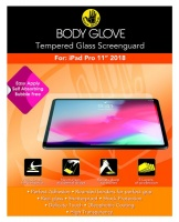 body glove tempered glass for 11 inch ipad pro 2018