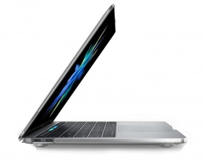 "Photo of Baseus Macbook Pro 15"" Laptop Case with Touchbar"