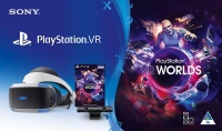playstation vr console v2 camera worlds psvr