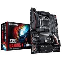 gigabyte z390 gaming x intel 9th gen atx motherboard