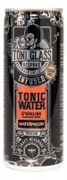 toni glass tonic watermelon sugar free 250ml x 24 water