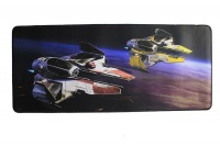 Space Jets Gaming Mousepad