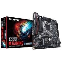gigabyte z390 gaming m intel 9th gen atx motherboard