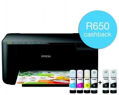 Photo of Epson EcoTank L3150 ITS Printer
