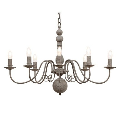 Photo of The Lighting Warehouse - Chandelier Traditional Laila 8