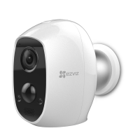 ezviz c3a hd1080p wire free battery security camera white