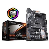 gigabyte amd b450 aorus elite am4 motherboard