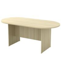 LINX Ecuador Oval Conference Table 1800