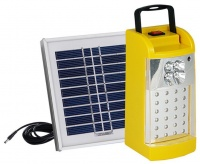 solar powerpack led lighting kit