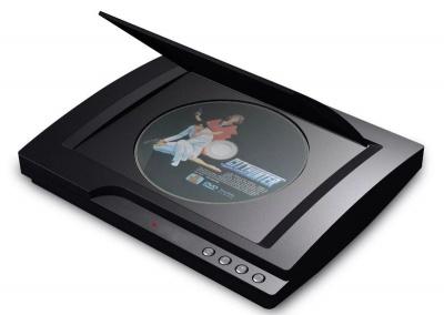 Photo of Telefunken TDV-210A 2.0 Channel DVD Player - Black