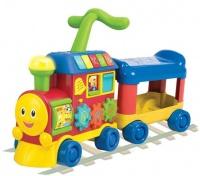 winfun walker ride on train walker