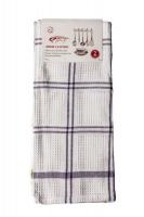 FMF Bulk Pack 12 Pack Assorted Dish Cloth 45x70cm