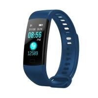 Smart Bracelet Y5 Fitness Tracker Blue