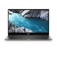 dell xps 13 9380 133 core i7 8565u touch notebook silver