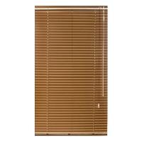 inspire venetian blind window aluminium 25mm brush 80x250cm blind