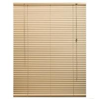 inspire venetian blind window aluminium 25mm gold 100x220cm blind