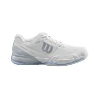 Wilson Womens Rush Pro 25 Tennis Shoes WhiteGrey