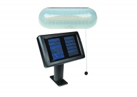 solar shed or camping light