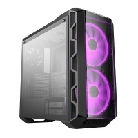 cooler mastercase h500 atx chassis grey