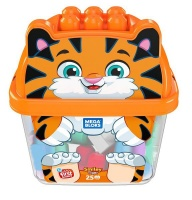 Mega Blocks Mega Bloks Smiley Tiger