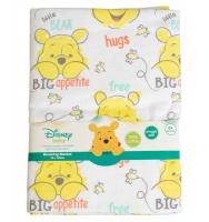 winnie the pooh receiving blanket bedding