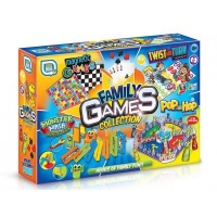 Grafix Games Hub Family Games Collection