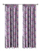 peppa pig sweet unlined curtains set of 2 curtain