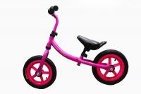 little bambino balance bike with adjustable seat rose neck brace