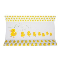 exclusive baby changing mat singing ducks nappy changing