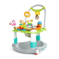 bright starts ready to roll mobile baby activity center walker