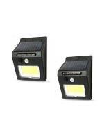 COB Solar Power Motion Sensor Wall Light