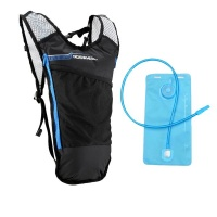 5l cycling backpack with 2l super light water bag neck brace