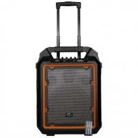 filo fch10a portable pa speaker mp3 usb sd fm and bt 10 pa system