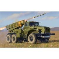 zvezda 135 bm 21 grad rocket launcher baby toy