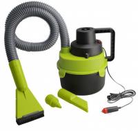 Fine Living WetDry Car Vacuum GreenBlack