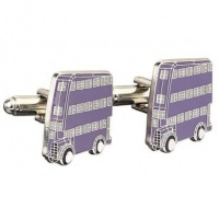 harry potter knight bus cufflinks parallel import jewellery set