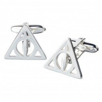 harry potter deathly hallows cufflinks parallel import jewellery set