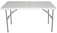 folding table 122 m x 62cm made in south africa entertainment center