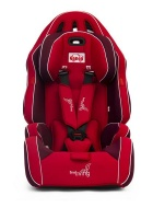 fine living car seat maroon car seat