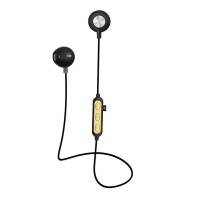 nevenoe bluetooth stereo earphone with microphone and fm audio video software