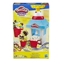 Play doh Play Doh Kitchen Creations Popcorn Party Play Food Set with 6 Play Doh Can