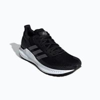 adidas womens solar blaze running shoes blackwhite