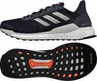 adidas mens solar boost 19 running shoes shoe