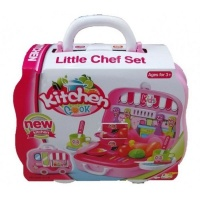 baby gift kitchen cook pretend play set little chef pretend play