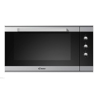 candy fnp 3191 x 90cm 89l multifunction electric inox oven