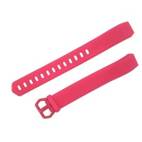 rose pink large silicone band for fitbit alta accessory