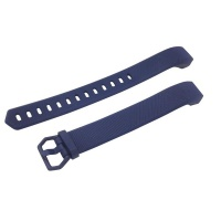 navy large silicone band for fitbit alta accessory