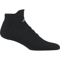 adidas Alphaskin Ankle Lightweight Cushioning Training Socks