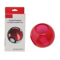compatible nintendo switch pokeball crystal case case